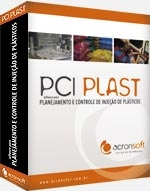 PCI Plast - Planejamento e Controle de Injeção de Plásticos