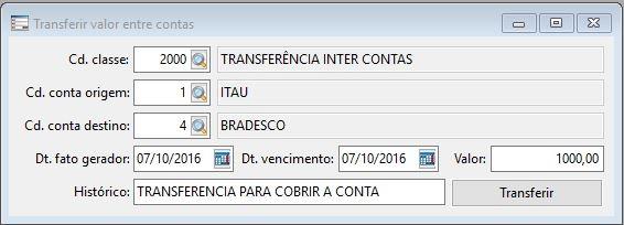TransferenciaEntreContas